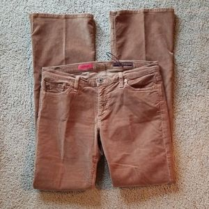 AG Angel Bootcut Corduroy Pants